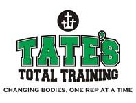 Tates Total Traning Logo